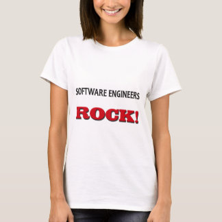 Software Engineers Rock T-Shirt