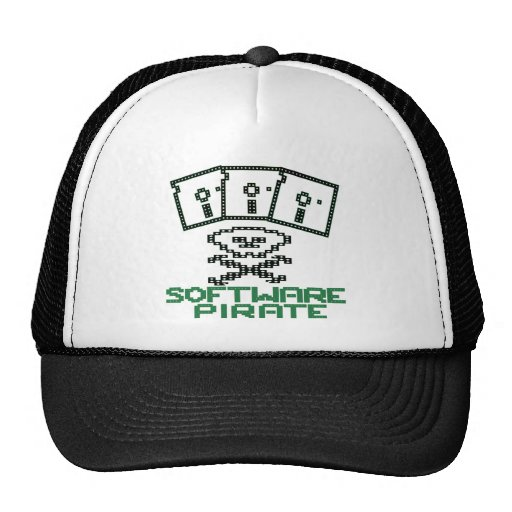 Software Pirate Hats