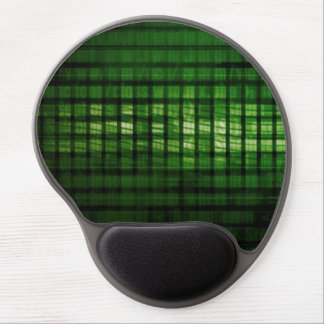 Software Solution with Blurred Code Abstract Backg Gel Mouse Pad
