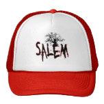 Soga de ensayo del árbol de la bruja de Salem Gorras