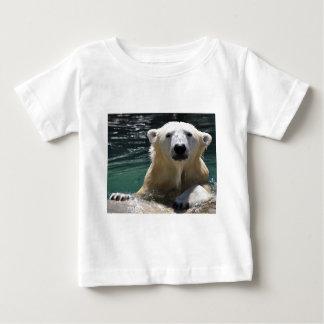 Soggy Polar Bear Baby T-Shirt