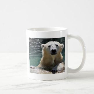 Soggy Polar Bear Coffee Mug