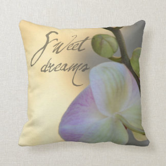 Sogni D'oro (sweet dreams) Orchid Pillows