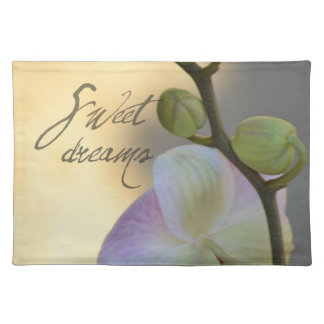 Sogni D'oro (sweet dreams) Orchid Placemat