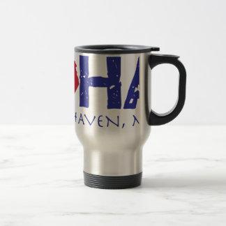 SOHA Design 2 15 Oz Stainless Steel Travel Mug