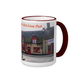 Soham Red Lion Pub photo design mug