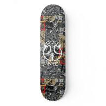 Soho Art Pixipig Skateboard 1