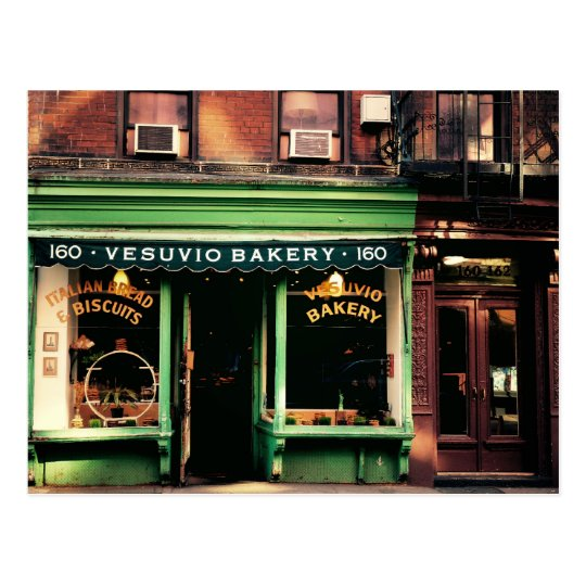 Soho Bakery Postcard