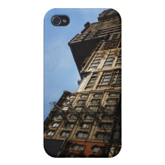 Soho Buildings In The Sun, New York City iPhone 4 Cover