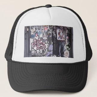 Soho Graffiti Mug Trucker Hat