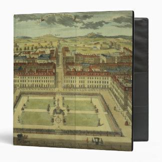 Soho or King's Square, for 'Stow's Survey of Londo 3 Ring Binder