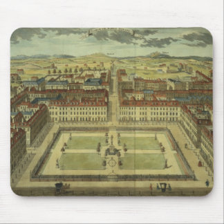 Soho or King's Square, for 'Stow's Survey of Londo Mouse Pad