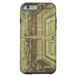 Soho or King's Square, for 'Stow's Survey of Londo Tough iPhone 6 Case