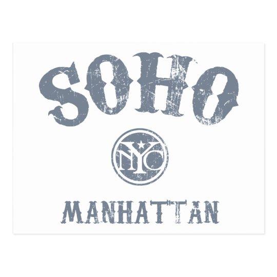 SoHo Postcard