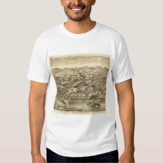 Soho Saw and Planing Mills and Barge Yards T Shirts