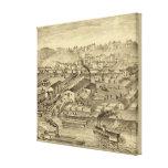 Soho vio y los molinos y las yardas de cepillado d lona envuelta para galerias