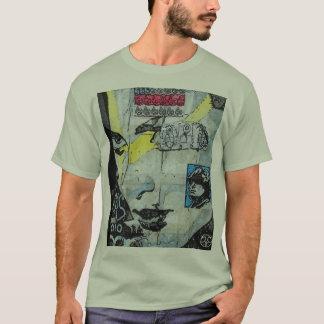 Soho Wall Art Girl Face T-Shirt