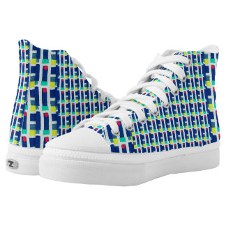 Soi Stride High-Top Sneakers