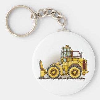 Soil Compactor Key Chain