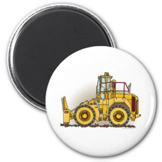 Soil Compactor Round Magnet