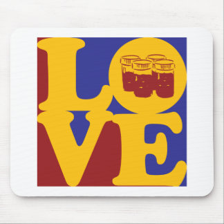 Soil Science Love Mouse Pad