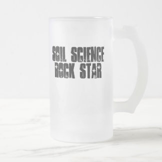 Soil Science Rock Star Mugs