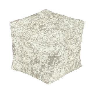 Soissons Cube Pouf