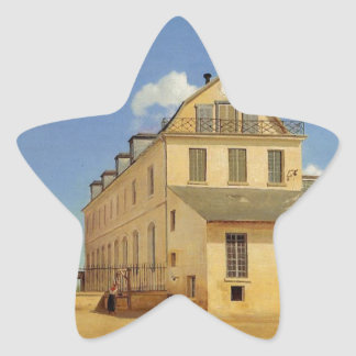 Soissons, Houses and Factory of Mr. Henry Star Sticker