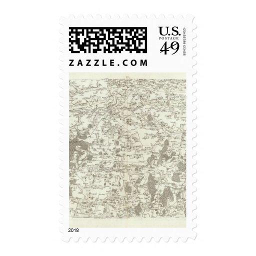 Soissons Postage Stamp