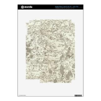 Soissons Skin For iPad 3