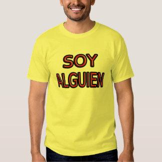 Soja Alguien. Playera