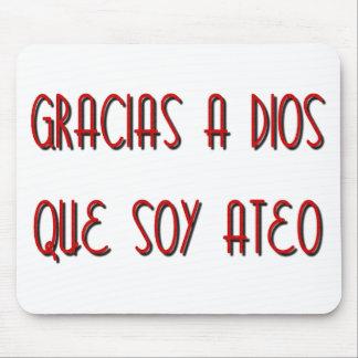 Soja Ateo Tapete De Ratón