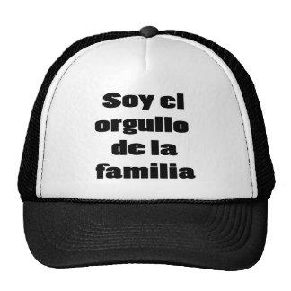 Soja El Orgullo De La Familia Gorra
