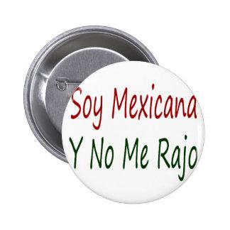 Soja Mexicana Y ningún yo Rajo Pin