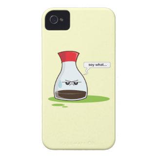 Soja qué Case-Mate iPhone 4 carcasa