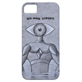 SOJA VISION DE YO FUNDA PARA iPhone SE/5/5s