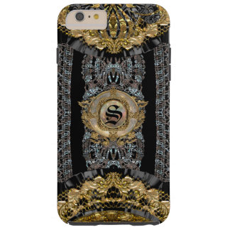 Sojeye Plus Old Baroque Style 6/6s Tough iPhone 6 Plus Case