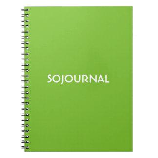 Sojournal Travel Journal