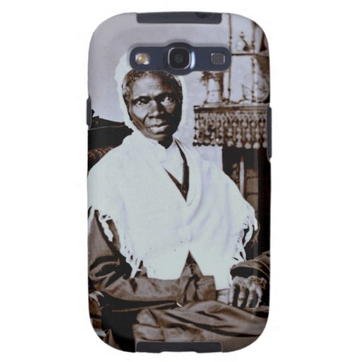 Sojourner Truth Galaxy S3 Cases