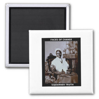 Sojourner Truth Magnet