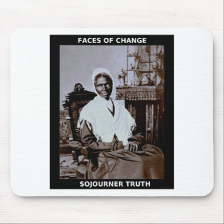 Sojourner Truth Mousepads