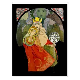 Sokol (Falcon) Festival 1912 Post Card