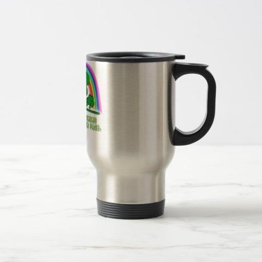 SOL - BENDICIÓN IRLANDESA TAZA DE CAFÉ