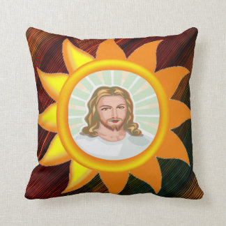SOL BRILLANTE BRILLANTE DE JESÚS ALMOHADA