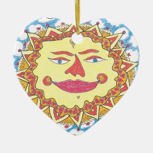SOL CÓSMICO de Ruth I. Rubin Ornamento De Reyes Magos