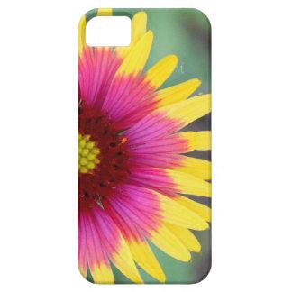 ¡Sol de la buena mañana! Wildflower brillante iPhone 5 Case-Mate Fundas