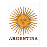 Sol de Mayo Argentina Postcards