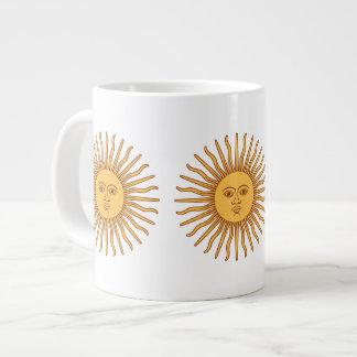 Sol De Mayo Bandera De Argentina Specialty Mugs