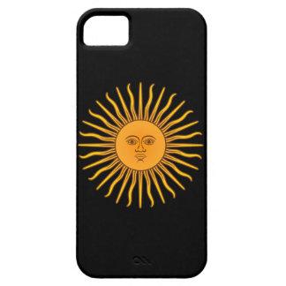 Sol de Mayo iPhone 5 Cases