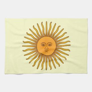 Sol de Mayo Hand Towels